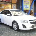 Chevrolet Cruze vs. Ford Fusion