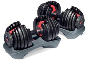 Bowflex vs. Free Weights
